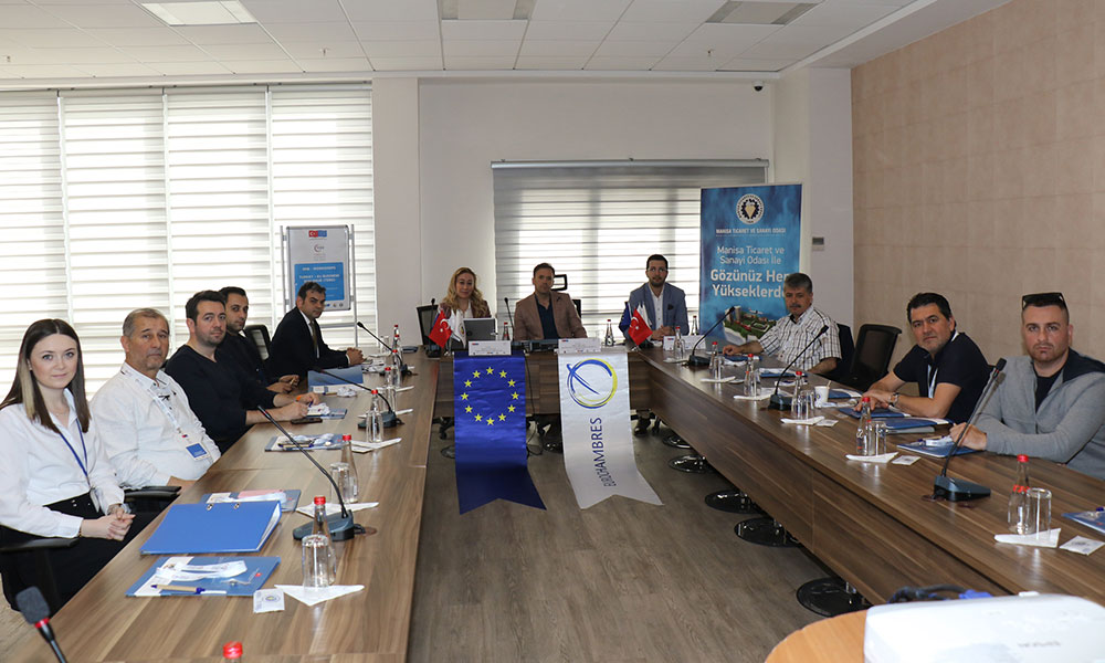 Images from SME Workshop #8 in Manisa 1/3