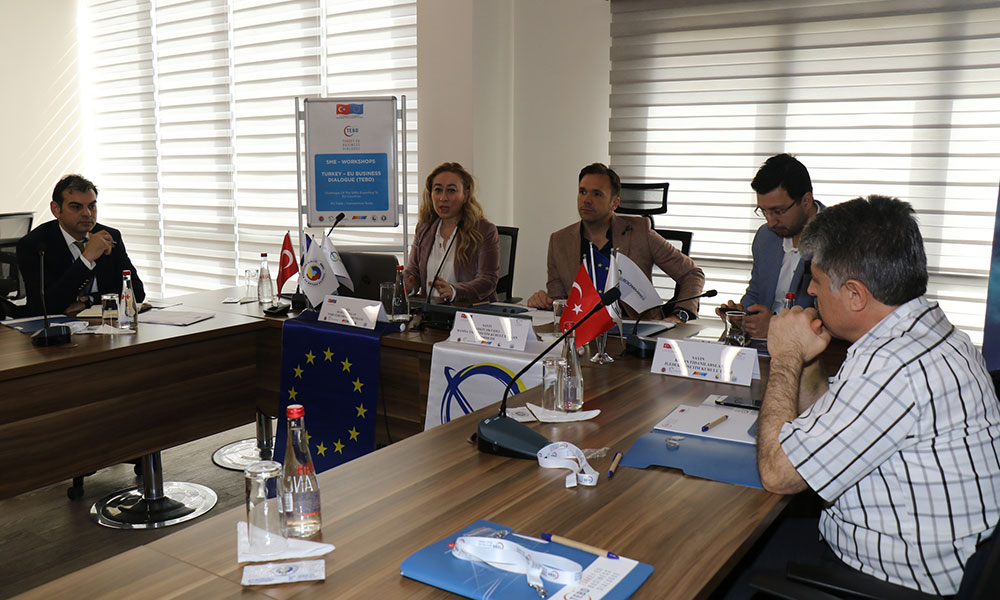 Images from SME Workshop #8 in Manisa 2/3