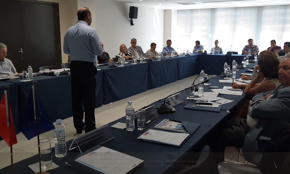 SME Workshop #13 in Athens, Greece