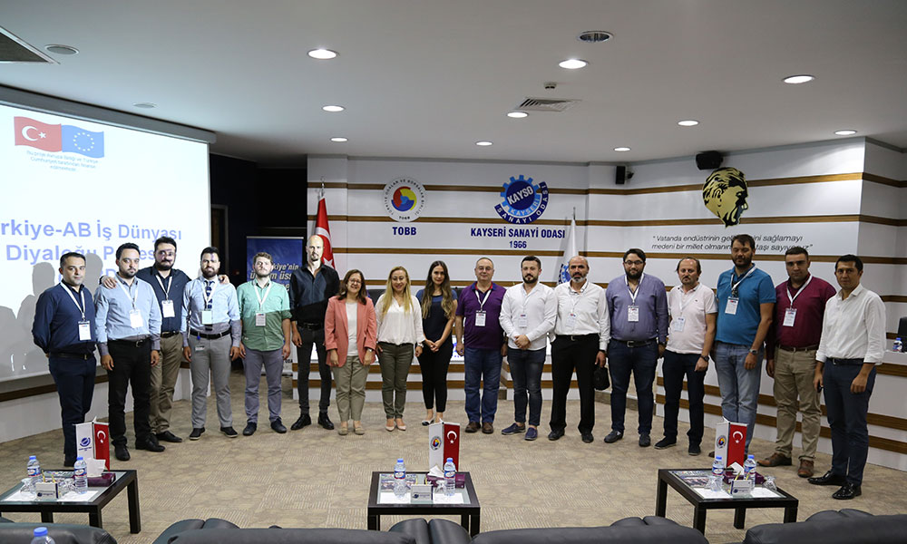 Images from SME Workshop #14 in Kayseri 1/3