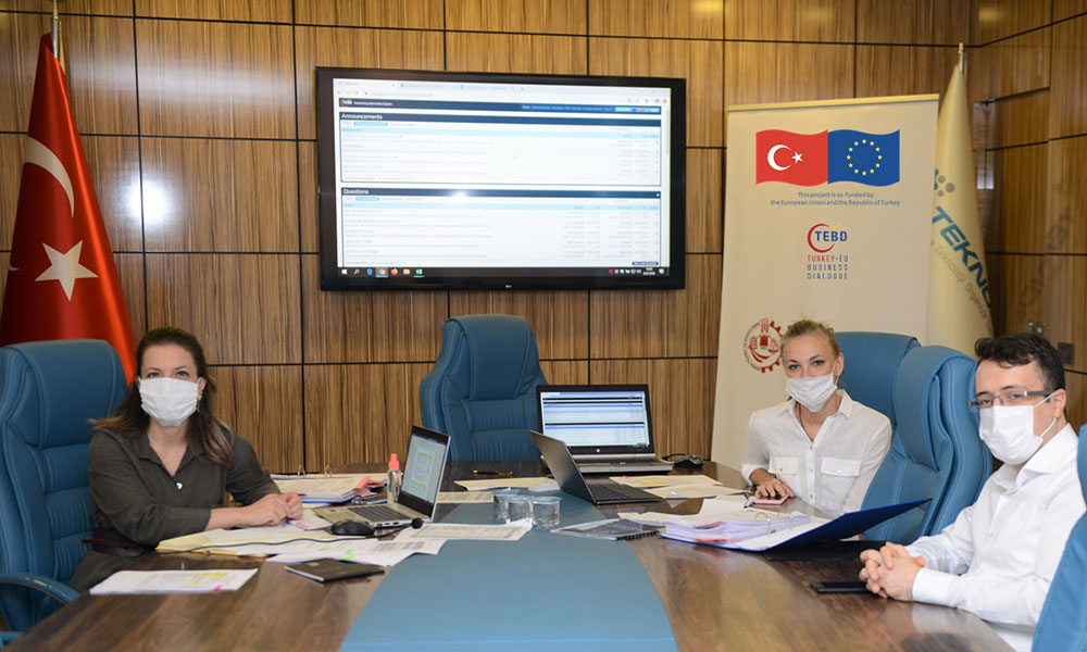 Monitoring Visit Bursa Chamber of Commerce and Industry (8 July 2020)