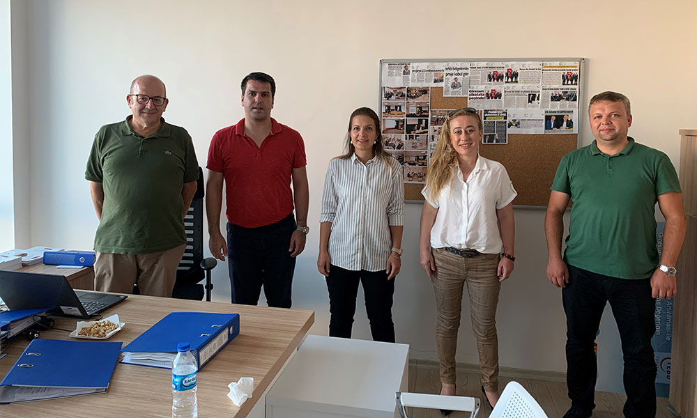 Giresun Commodity Exchange Monitoring Visit (25 August 2020)