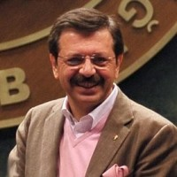 M. RİFAT HİSARCIKLIOĞLU, TOBB President and Vice President of EUROCHAMBRES