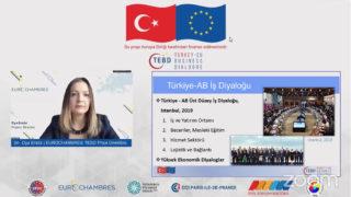 "T4D Chamber Partnership Project: Closing Conference & Digital ""KOBİM"" Platform Introduction"